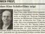 Zeitungsartikel Jubiläum